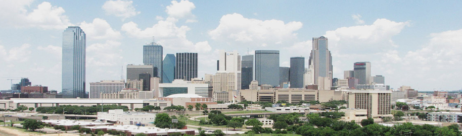Dallas Skyline from Southside on Lamar by tribalicious, on Flickr