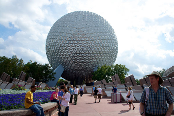 Epcot Center by p_a_h, on Flickr