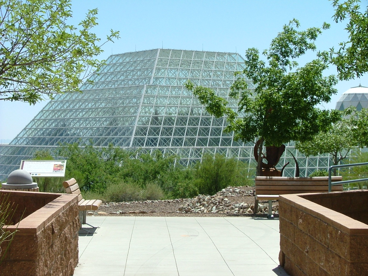Biosphere 2 by DrStarbuck, on Flickr