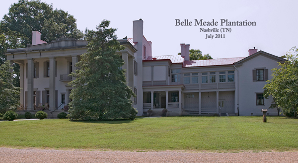Belle Meade Plantation Nashville TN July 2011 by Ron Cogswell, on Flickr