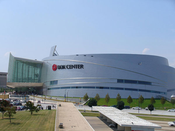 BOK Center by Kevin, on Flickr