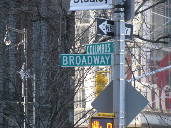 Broadway, New York City, NY by sikeri, on Flickr