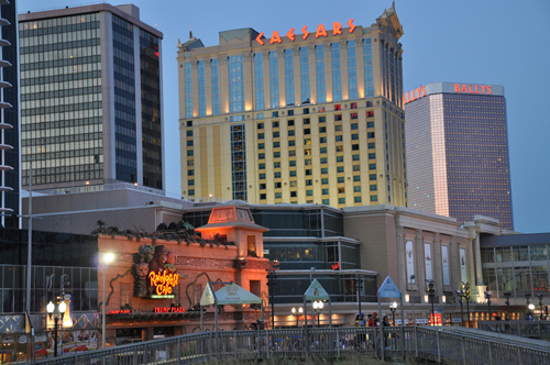 Caesars at Atlantic City, New Jersey by momentcaptured1 , on Flickr