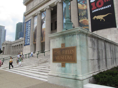 Chicago's Field Museum by americaspower , on Flickr