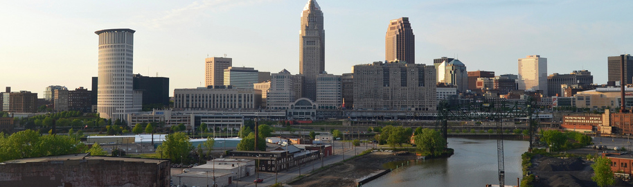 Cleveland, Ohio by Erik Daniel Drost, on Flickr