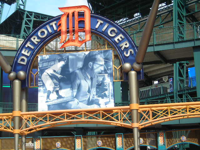 Comerica Park - Detroit, Michigan by josephleenovak , on Flickr