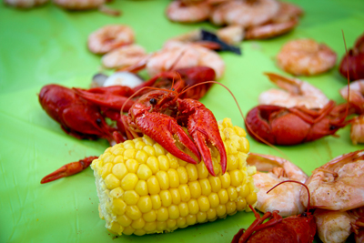 Crawfish by Lady Lodge Youth Camp, on Flickr