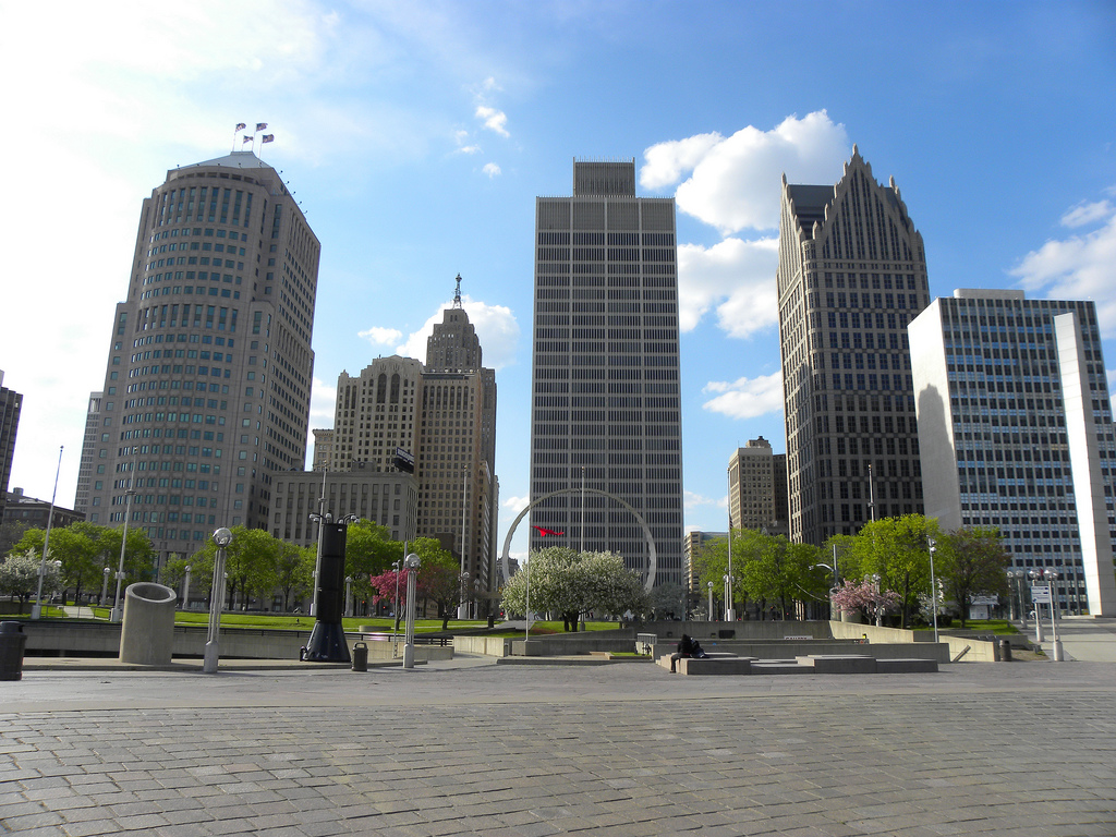 Detroit, MI by JasonParis, on Flickr
