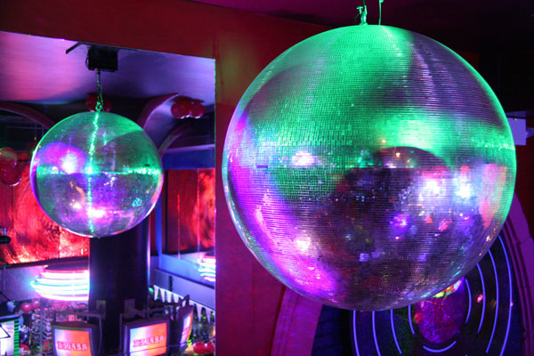 Disco ball by Bruno Girin, on Flickr