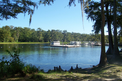 Edward Ball Wakulla Springs State Park (Wakulla, FL) by systemslibrarian , on Flickr