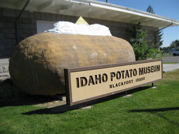 Idaho Potato Museum by rayb777, on Flickr
