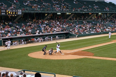 Indianapolis indians by Lee Fenner, on Flickr