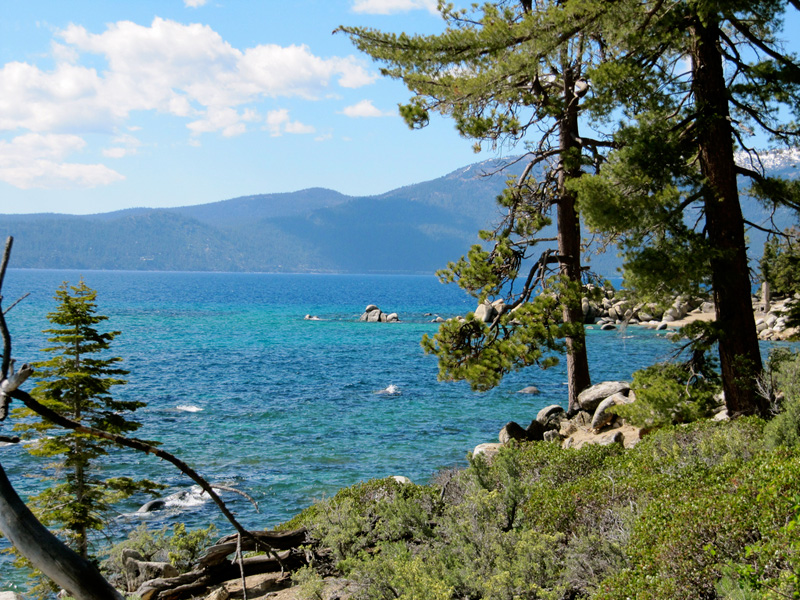 Lake Tahoe - Nevada side by Rachel Kramer, on Flickr