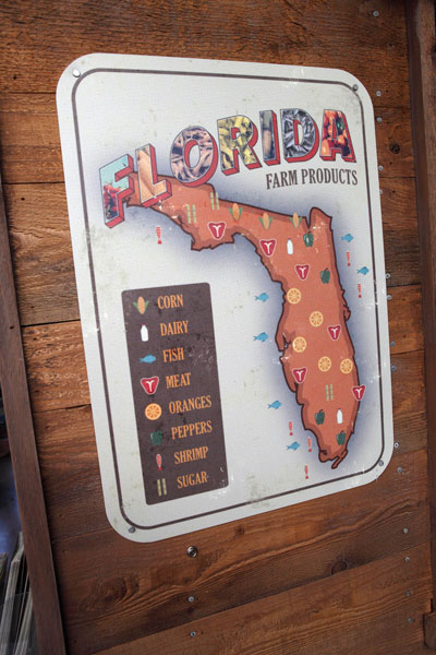 Map of Florida by Sam Howzit, on Flickr