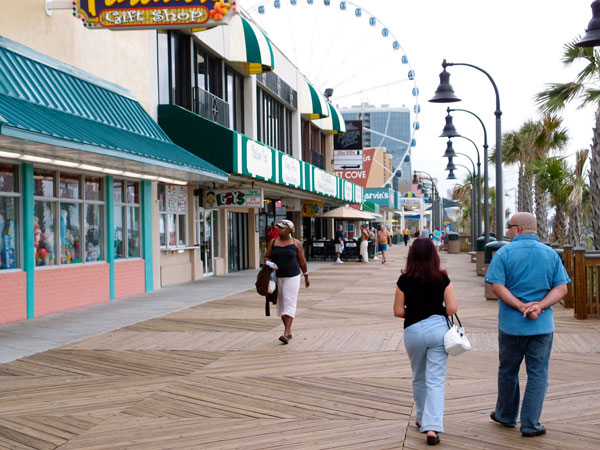 Myrtle Beach Boardwalk by TheDigitel Myrtle Beach, on Flickr