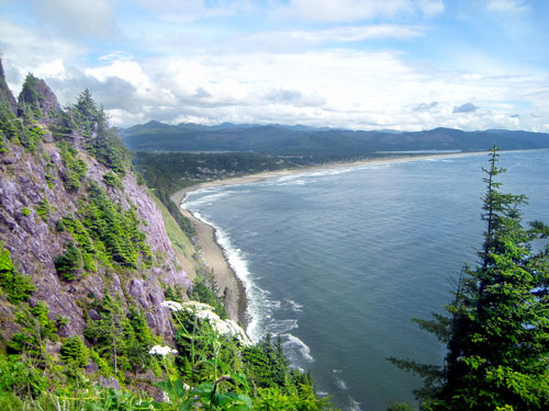 Oregon overlook by angrylambie1, on Flickr