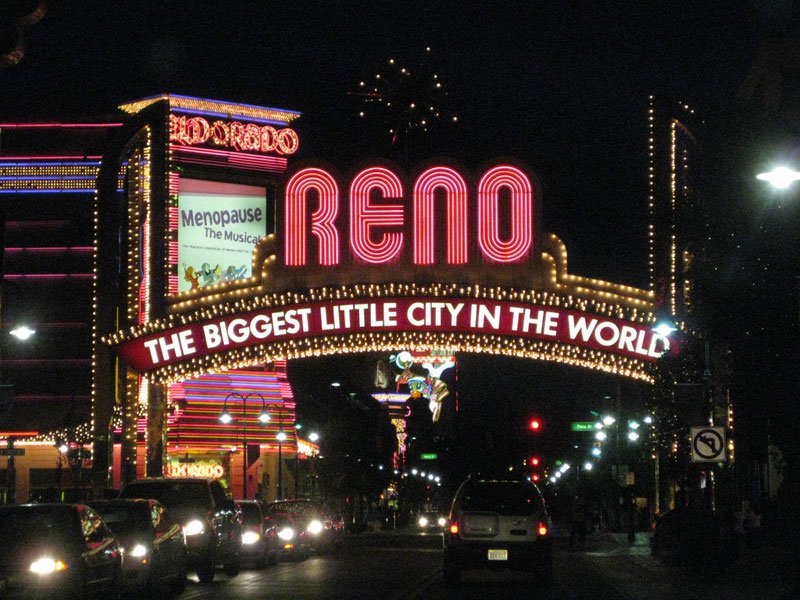 Reno, Nevada by coolmikeol , on Flickr