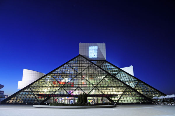 Rock and Roll Hall of Fame, Cleveland, Ohio by Tony Fischer, on Flickr