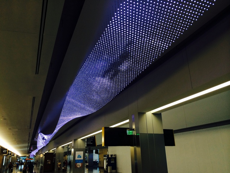 San Diego airport by Rie H, on Flickr