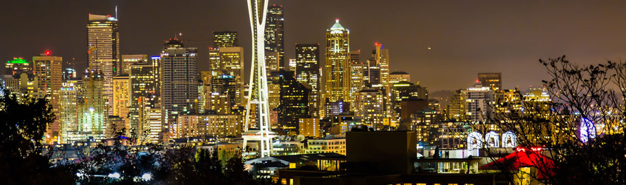 Seattle Nov 2014 from Kerry Park by Mobilus In Mobili, on Flickr