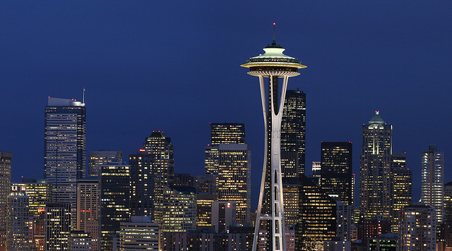 Skyline Seattle by Michael Righi, on Flickr