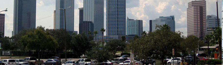 Tampa - Channelside - Downtown Tampa Skyline (2) by Jared, on Flickr