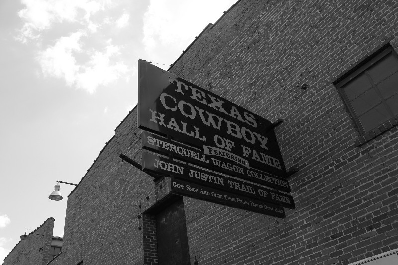 Texas Cowboy Hall of Fame, Fort Worth, Texas by Nicolas Henderson, on Flickr