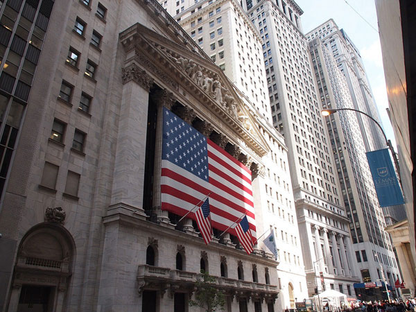 The NYSE at Wall Street (New York, USA 2012) by paularps , on Flickr