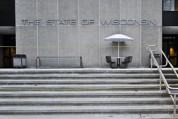 The State Of Wisconsin by Andrew Butitta, on Flickr