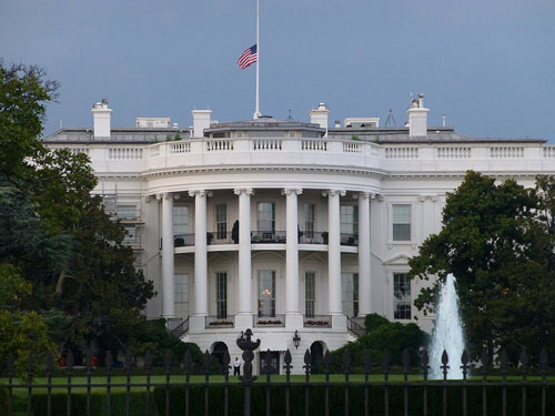 The White House in Washington DC (USA 2012) by paularps , on Flickr