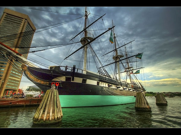 uss constellation baltimore maryland by Steve, on Flickr