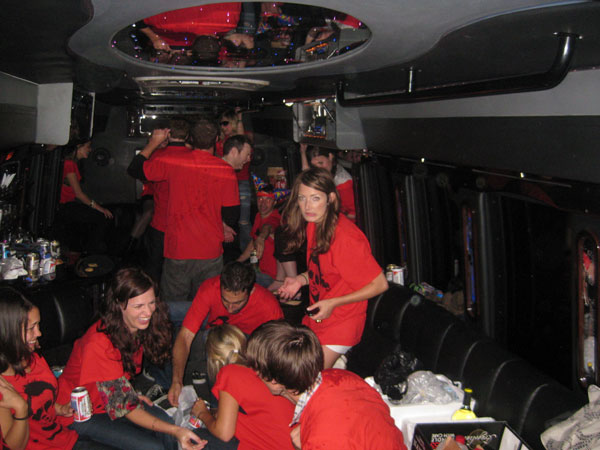 Will McDs 30th Bday PARTY BUS By Dpstyles On Flickr