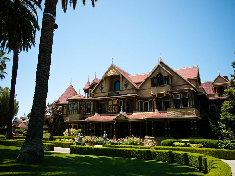 Winchester Mystery House by HarshLight, on Flickr