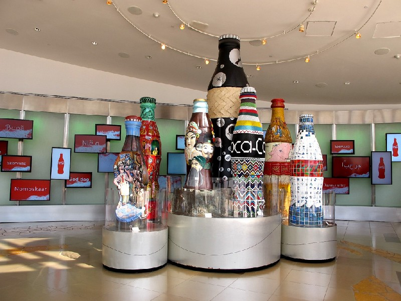 World of Coca Cola by frankieleon, on Flickr
